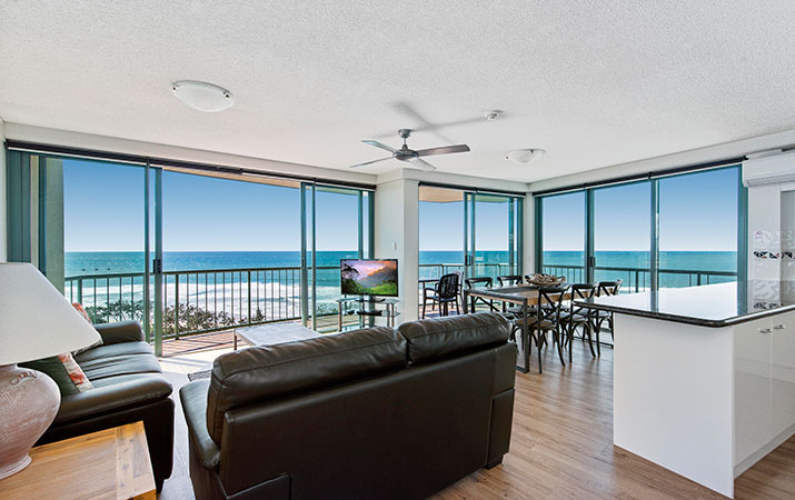 Three Bedroom High Level Key Largo Maroochydore Apartments