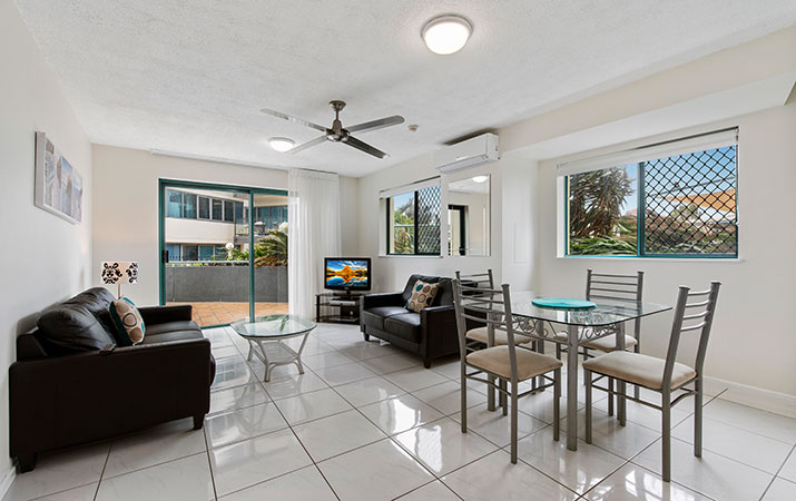 Maroochydore One Bedroom Apartments