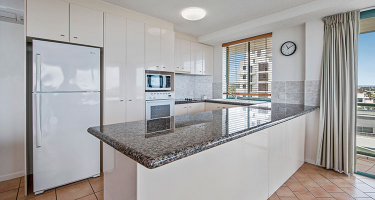 Key Largo Three Bedroom Maroochydore Apartments