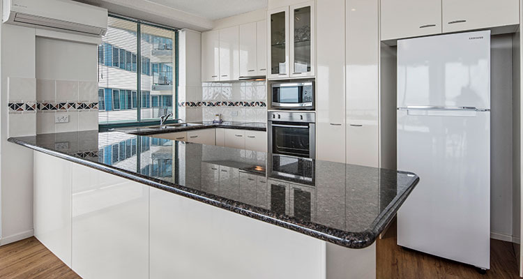 Key Largo Three Bedroom High Level Maroochydore Apartments