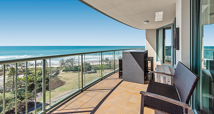 Key Largo Two Bedroom High Level Maroochydore Apartments